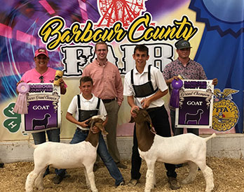 High Noon Feeds | 2018 State Goat Winners