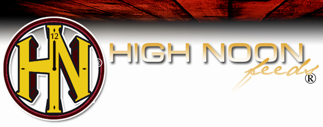 High Noon Feeds | Products
